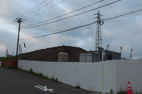 ららぽーと沼津工事B敷地